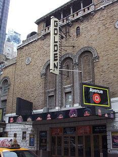 John Golden Theatre Nyc