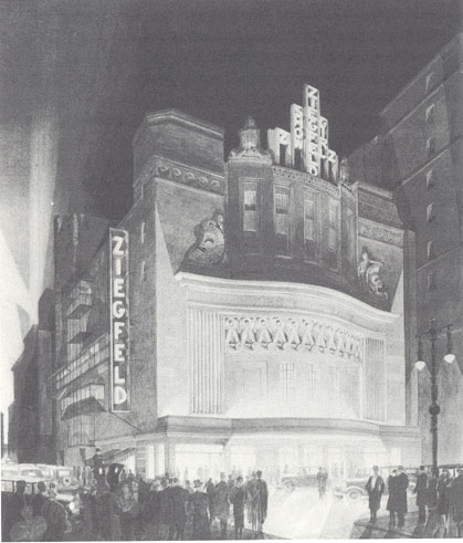 Ziegfeld Theatre Nyc Titles Html Head Meta Http Equiv Expires Content 10 Title Performing Arts Archive